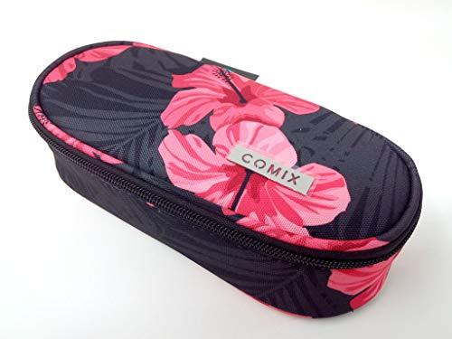 Astuccio ovale comix all over fiori art.60163