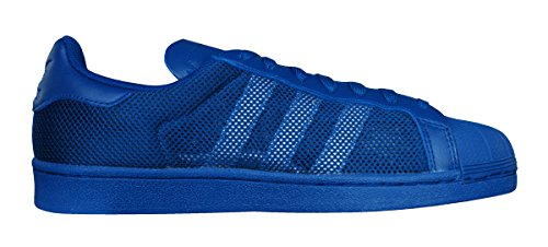 adidas Originals Superstar Triple Baskets hommes / Chaussures blue
