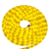 LED Lichtschlauch Warmweiß 20m Milchig - Neon Effekt - 230V - 360 LEDs - Dimmbar - IP44/68