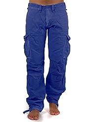 Treillis Japan Rags Mirador Bleu Deft Blue