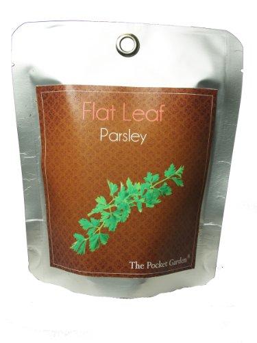Canova Garder The Pocket Garden Graines de persil plat