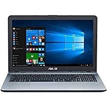 "Asus 15.6"" HD Touchscreen LED Backlight Laptop Computer, Intel Quad-Core Celeron N3450 Up To 2.2GHz, 8GB RAM, 256GB SSD + 1TB HDD, WiFi, Bluetooth, USB 3.1, HDMI, Silver Gradient, Windows 10"