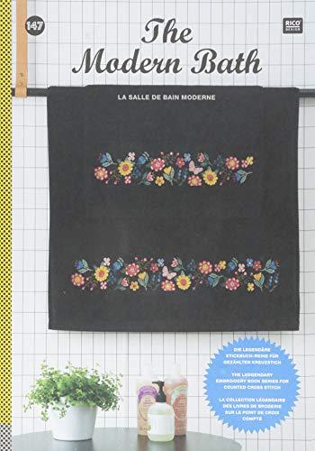 Buch 147 The Modern Bath (Stickerei-design-bücher)