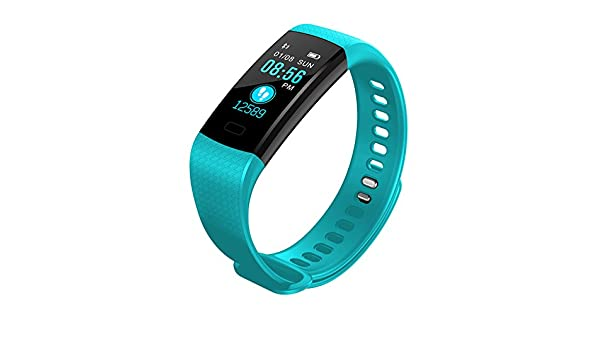 Goral Y5 Smart Bracelet 0 96 inch TFT Color Screen: Amazon
