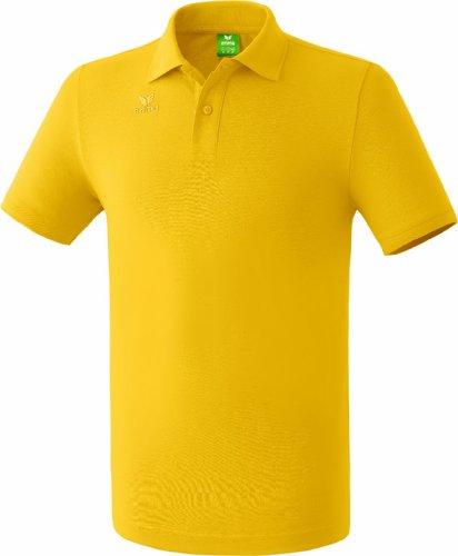 erima Herren Poloshirt Teamsport gelb