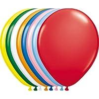 Ballons 100er Pack XL 30 cm Luftballons viele Farben