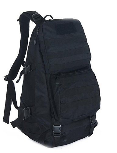 ZQ 2 L Rucksack Camping & Wandern Legere Sport Multifunktions Schwarz Nylon Other Black