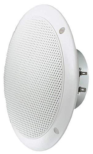 Visaton wasserdichter Lautsprecher IP65 weiß oder schwarz - Größe wählbar, Außen-Ø:150mm, Farbe:weiß