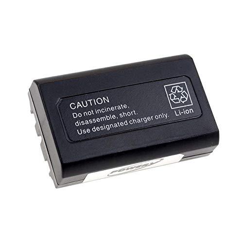 Powery Batterie pour Konica-Minolta modèle/réf. NP-800, 7,4V, Li-ION [ Batterie pour Appareil Photo numérique ]