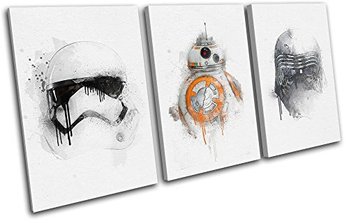 Bold Bloc Design - Star Wars 7 Abstract -