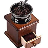 Coffee Bean Grinders Review and Comparison