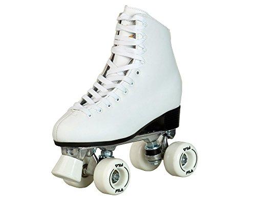 Fila Damen Skates Eve Roller Rollschuhe, Weiß, 38