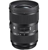 Sigma 24-35mm F2 DG HSM Art - Objetivo para cámara réflex Canon (diámetr...