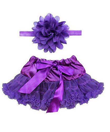 Happy Cherry Baby Fotografie Prop Haarbänder Rock Set Foto Fotoshooting Outfit Kostüm Tutu Rock Bekleidung für Neugeborene Mädchen 0-12 Monate (Roll And Rock Outfits)
