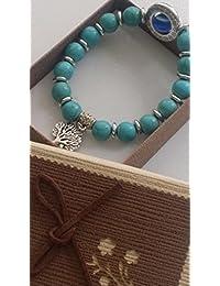 730c530a7bac Amazon.es  Amuletos - 0 - 20 EUR   Pulseras   Mujer  Joyería