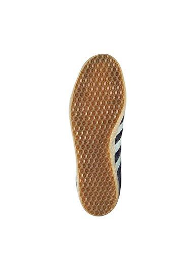adidas Gazelle Super, Scarpe da Ginnastica Basse Uomo Blu (Night Navy/vapour Steel/gold Metallic)