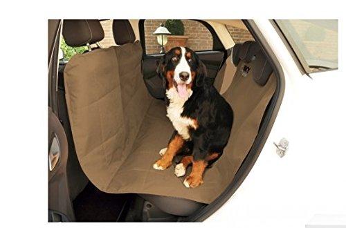 Camon Walky Hammock Seat Cover Plus - Coprisedile Auto, Telo Protezione Sedile Da Sporco Peli Di Animale Cane Gatto