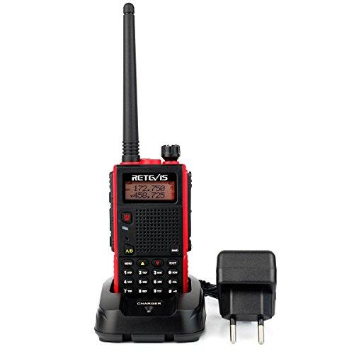 Retevis RT5 Walkie Talkie Banda Dual Monitor 128 Canales