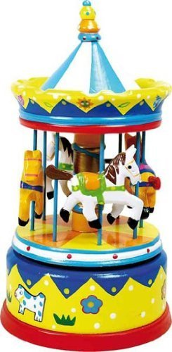 Ulysse Merry Go Round (Yellow) by Ulysse