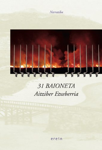 Portada del libro 31 baioneta