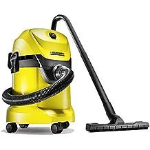 (Certified REFURBISHED) Karcher WD 3 1000-Watt Vacuum Cleaner (Yellow/Black)