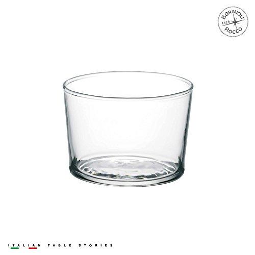 Bormioli Rocco 710860BV8021990 Ser de 12 copas, 22.5 cl