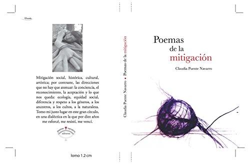 Poemas de la mitigación por Claudia Puente Navarro