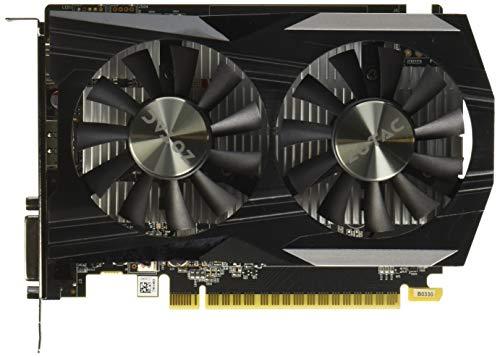 Zotac GeForce GTX 1050 Ti OC Edition NVIDIA GeForce GTX 1050 Ti 4GB