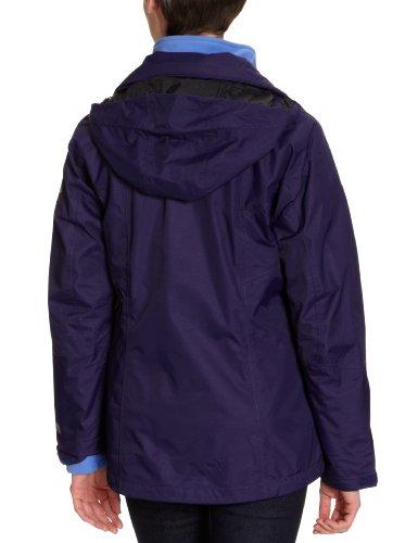 Columbia Pioneering Peak Interchange Jacket Veste femme eclipse blue/ imperial