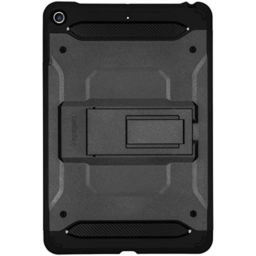 Spigen iPad Mini 5 Hülle, Tough Armor TECH entworfen für iPad Mini 5 2019 7.9 Zoll Case Cover - Gunmetal Tech Ipad