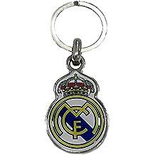 LLavero Real Madrid escudo resina [AB2178]