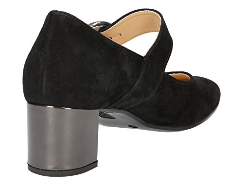 Gabor75274-67 - Scarpe chiuse Donna Nero