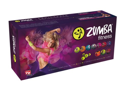 Zumba, vol. 3 : exhilarate [FR Import]