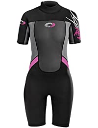Osprey Origin Shorty 3/2mm Wetsuit Women's - Multiple Colours