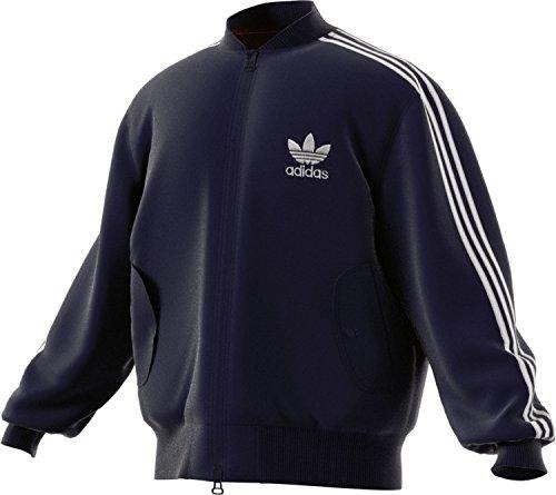 adidas MA1Padded/Mate, Jacke für Herren M Blu (Tinley)