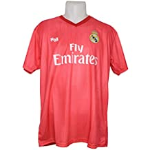 Camiseta Adulto - Personalizable - Tercera Equipación Replica Original Real Madrid 2018/2019 (S