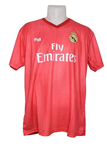 Real Madrid FC Camiseta Adulto Réplica Oficial Licenciado Tercera Equipación 2018/2019 (S)