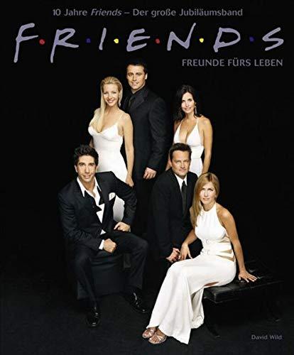 Friends Serienguide - Der große Jubiläumsband