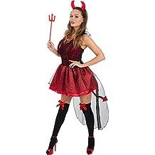 Suchergebnis Auf Amazonde Für Faschingskostüme Damen Teufel