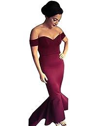 10a46e880 Amazon.es  Vestido De Corte Sirena - 4108426031  Ropa