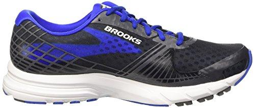 Brooks Launch 3 M, Chaussures De Course À Pied Pour Homme Grau (anthracite / Electricbrooksblue)