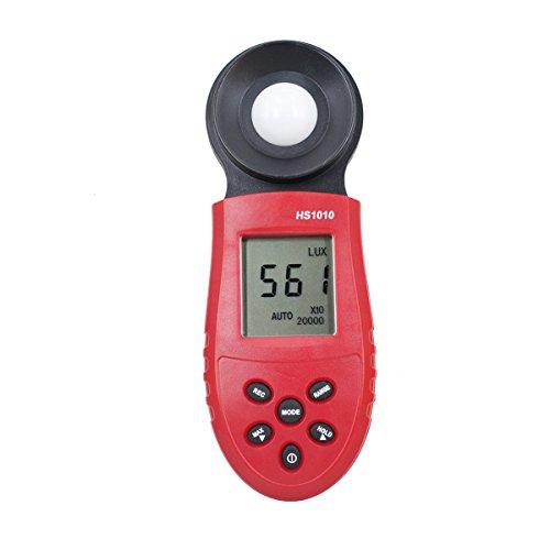 SODIAL (R) 200.000 digitale Belichtungsmesser Lux Meter Lux / FC Meter Luminometer Photometer Tester