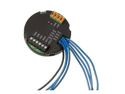 EQ3 90071 HomeMatic RS485 12-fach I/O Modul, Unterputzmontage von HomeMatic bei Lampenhans.de