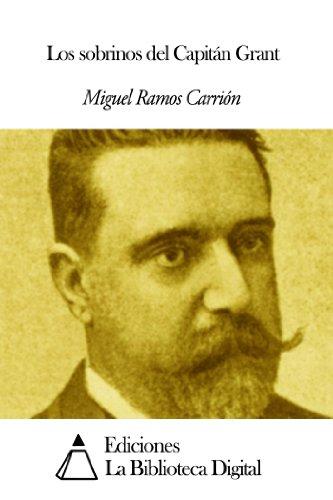 Los sobrinos del Capitán Grant por Miguel Ramos Carrión