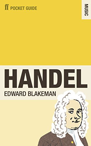 The Faber Pocket Guide to Handel