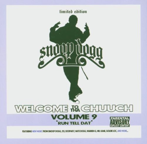 Welcome to Tha Chuuch, Vol. 9: Run Tell Dat by Bigg segunda mano  Se entrega en toda España
