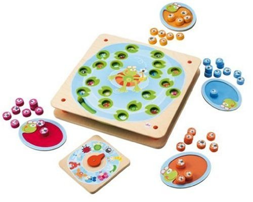 Imagen principal de Trudi SEVI 81980 - Froggy - juego [Importado de Alemania]