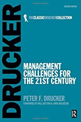 Management Challenges for the 21st Century (Classic Drucker Collection) Paperback