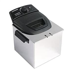 Lagrange 369001 Friteuse Compact Pro® 1600W 2,5L Inox