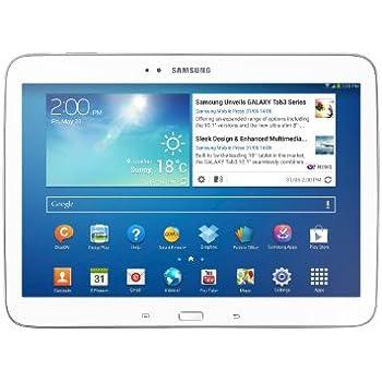 Samsung Galaxy Tab 3 10.1 - Tablet (1.6 GHz, 16 GB, Flash, microSD (TransFlash), 256.5 mm (10.1 ), 1280 x 800 Pixeles) (importado)